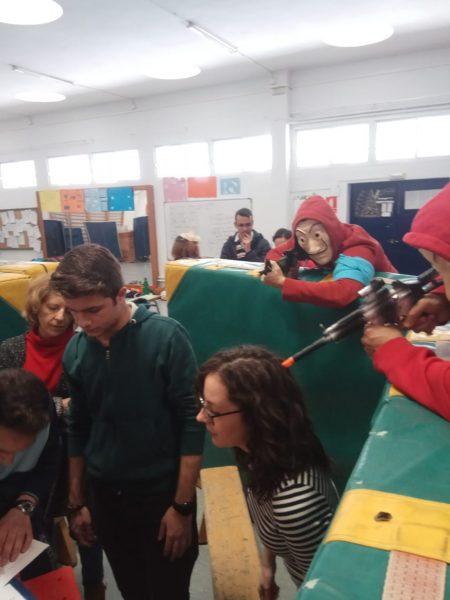 Día de Andalucía en el IES Nieves López Pastor