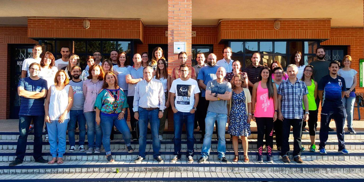 Panorámica Instituto Nieves López Pastor