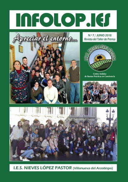 Revista INFOLOP.IES 2018